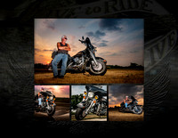 Motorcycle Photography by Karen Kish Photography