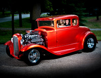 Hot Rod Photography by Karen Kish Photography