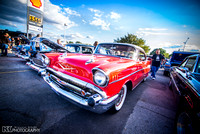 Classic Cars at Woodward Dream Cruise by Karen Kish Photography